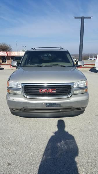 2005 GMC Yukon XL 1500 SLT 4dr SUV - Decatur TX