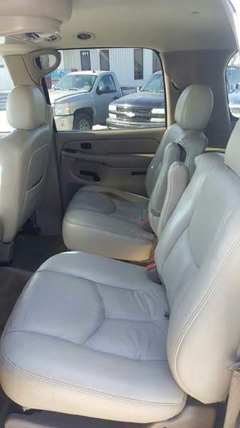 2005 GMC Yukon XL 1500 SLT 4dr SUV - Decatur TX