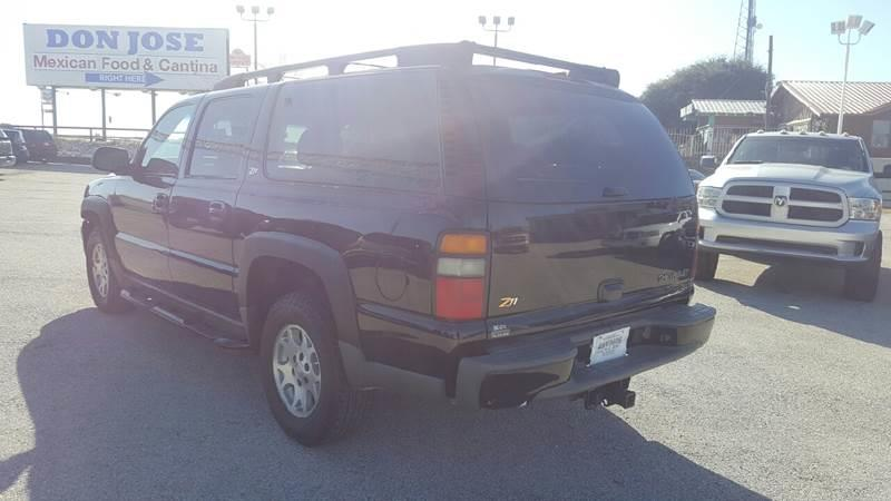 2004 Chevrolet Suburban 1500 Z71 4WD 4dr SUV - Decatur TX