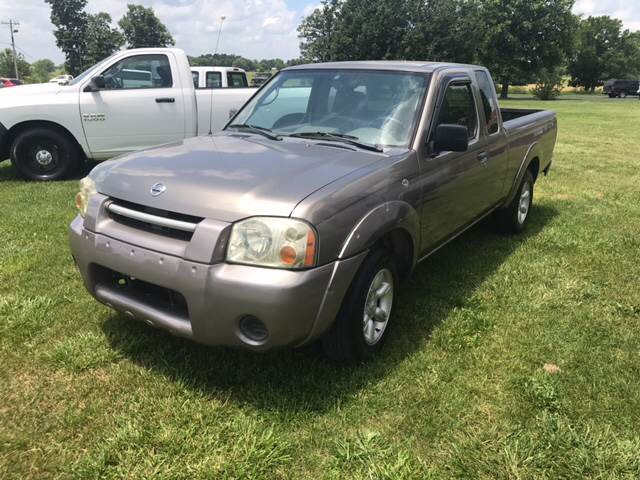 2003 Nissan Frontier for sale at Champion Motorcars in Springdale AR