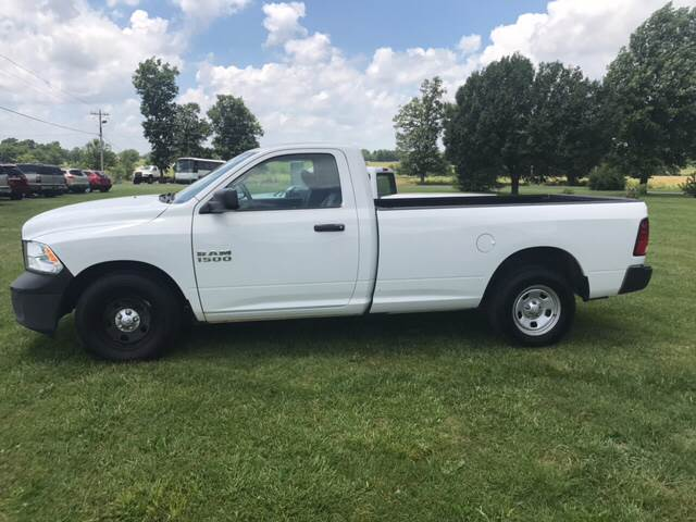 2014 RAM Ram Pickup 1500 for sale at Champion Motorcars in Springdale AR