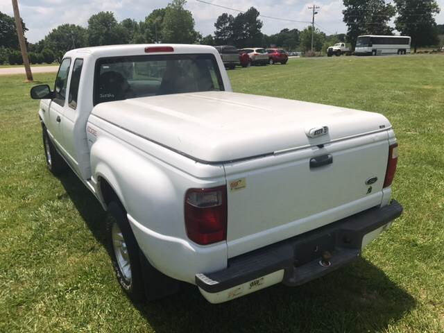 2003 Ford Ranger for sale at Champion Motorcars in Springdale AR