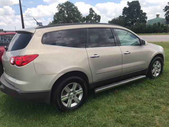 2010 Chevrolet Traverse for sale at Champion Motorcars in Springdale AR