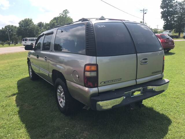 2001 Chevrolet Suburban for sale at Champion Motorcars in Springdale AR