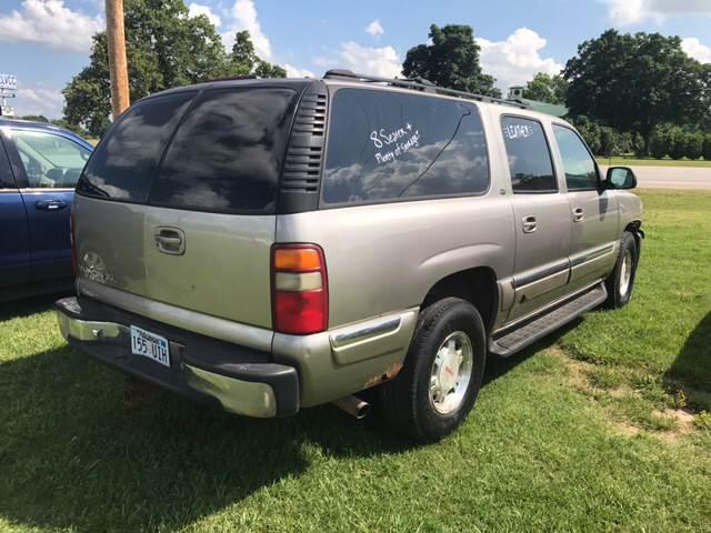 2001 GMC Yukon XL for sale at Champion Motorcars in Springdale AR