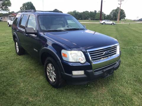2007 Ford Explorer for sale at Champion Motorcars in Springdale AR