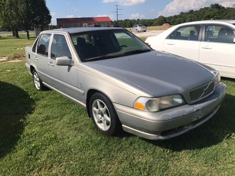 1999 Volvo S70 for sale at Champion Motorcars in Springdale AR