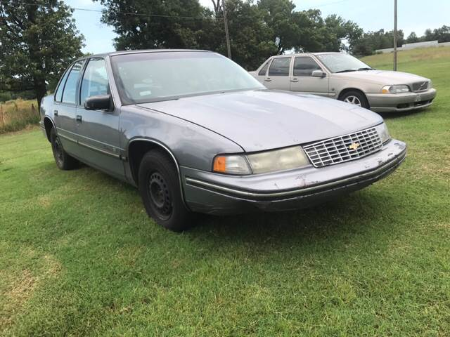 1990 Chevrolet Lumina for sale at Champion Motorcars in Springdale AR