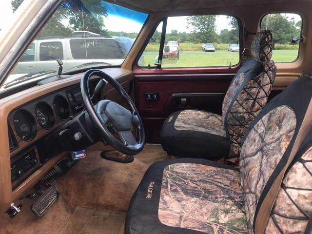 1992 Dodge RAM 250 for sale at Champion Motorcars in Springdale AR