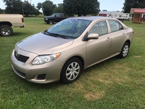 2009 Toyota Corolla for sale at Champion Motorcars in Springdale AR
