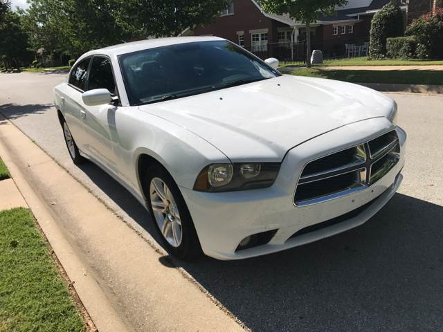 2011 Dodge Charger for sale at Champion Motorcars in Springdale AR