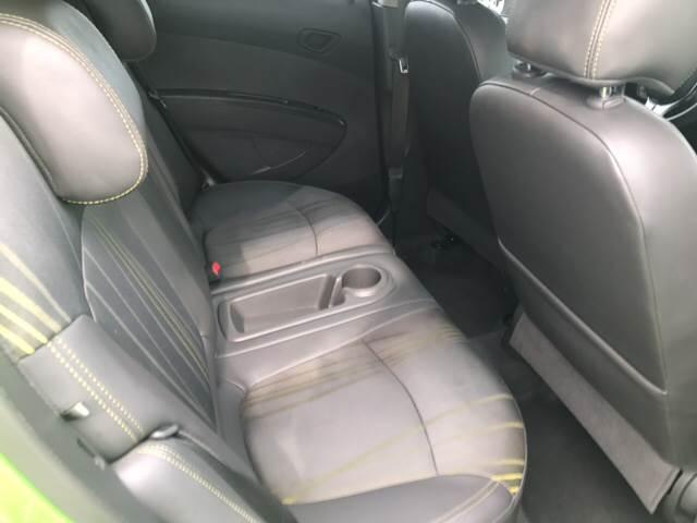 2015 Chevrolet Spark for sale at Champion Motorcars in Springdale AR