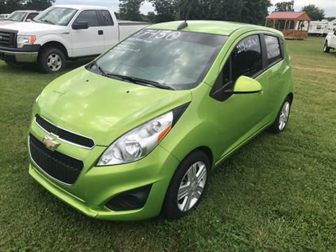 2015 Chevrolet Spark for sale at Champion Motorcars in Springdale AR