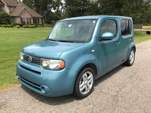 2009 Nissan cube for sale at Champion Motorcars in Springdale AR