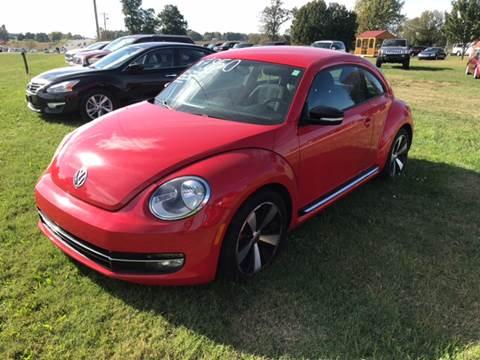2012 Volkswagen Beetle for sale in Springdale, AR