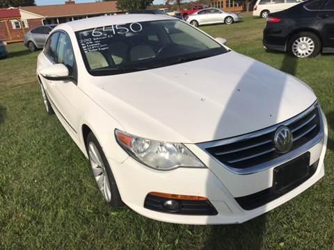 2010 Volkswagen CC for sale in Springdale, AR