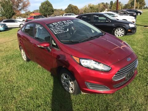 2014 Ford Fiesta for sale in Springdale, AR