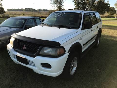 2000 Mitsubishi Montero Sport for sale in Springdale, AR