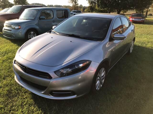 2014 Dodge Dart for sale at Champion Motorcars in Springdale AR