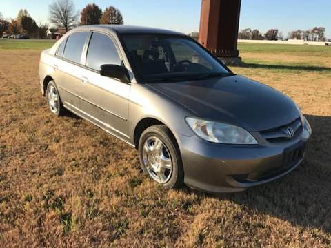 2004 Honda Civic for sale at Champion Motorcars in Springdale AR