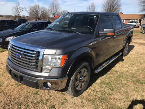 2010 Ford F-150 for sale at Champion Motorcars in Springdale AR