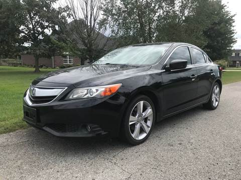 2013 Acura ILX for sale at Champion Motorcars in Springdale AR