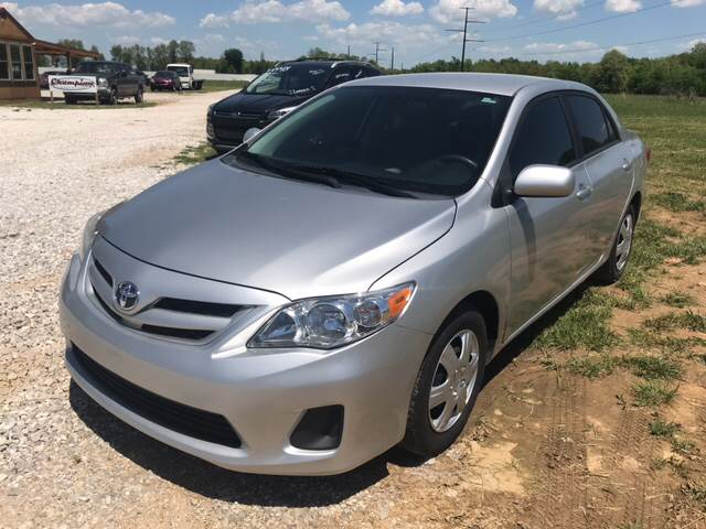 2011 Toyota Corolla for sale at Champion Motorcars in Springdale AR