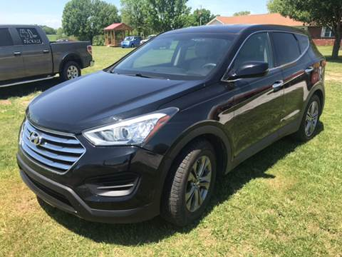 2013 Hyundai Santa Fe Sport for sale at Champion Motorcars in Springdale AR