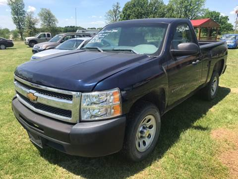 2011 Chevrolet Silverado 1500 for sale at Champion Motorcars in Springdale AR