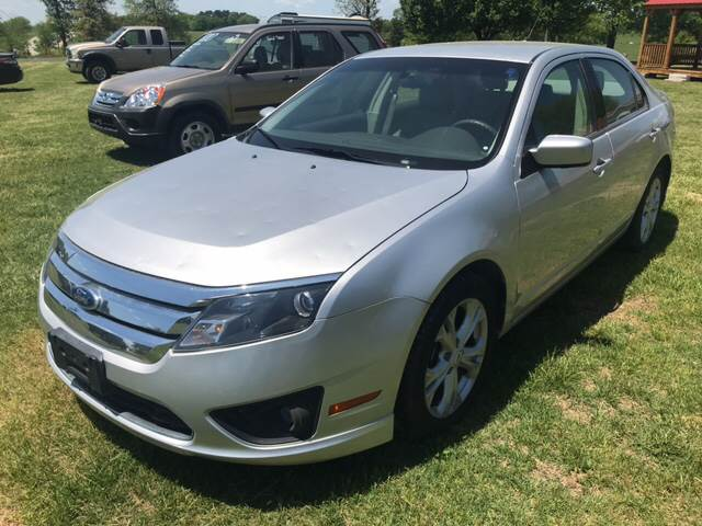 2012 Ford Fusion for sale at Champion Motorcars in Springdale AR