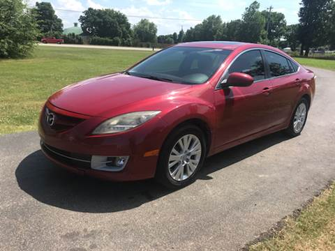 2009 Mazda MAZDA6 for sale at Champion Motorcars in Springdale AR
