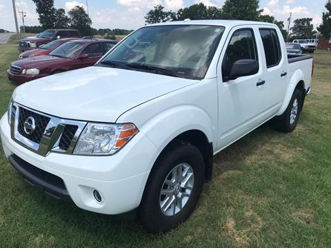 2017 Nissan Frontier for sale at Champion Motorcars in Springdale AR