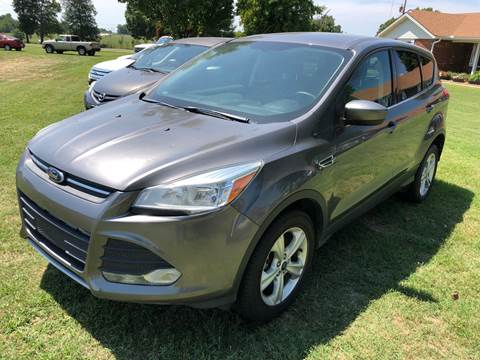 2013 Ford Escape for sale at Champion Motorcars in Springdale AR