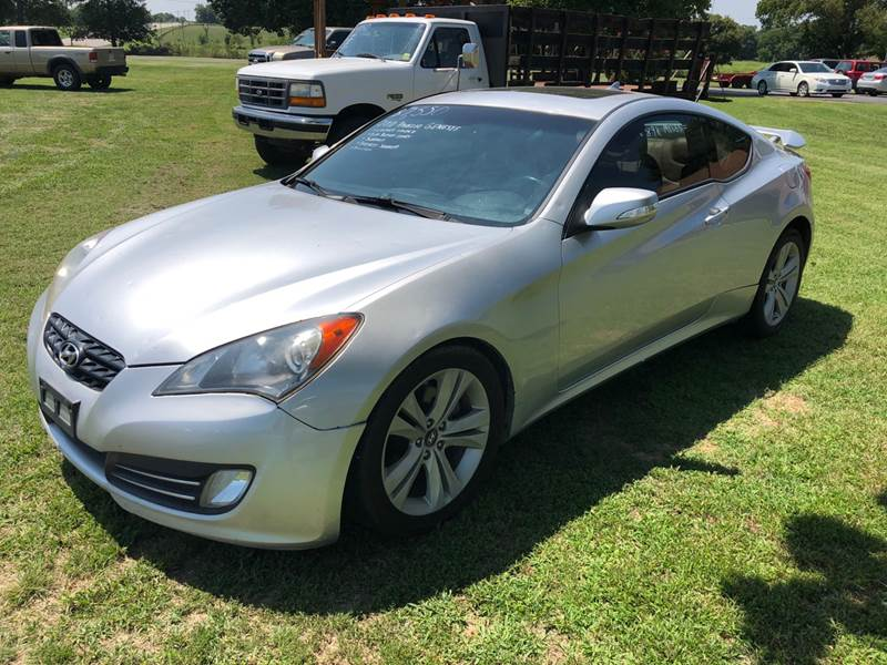 2010 Hyundai Genesis Coupe for sale at Champion Motorcars in Springdale AR