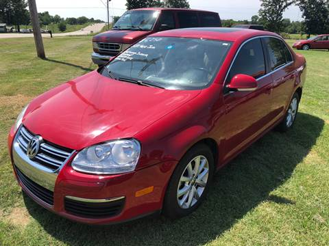 2010 Volkswagen Jetta for sale at Champion Motorcars in Springdale AR