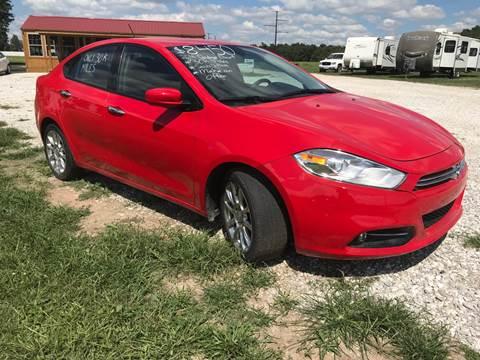 2016 Dodge Dart for sale at Champion Motorcars in Springdale AR
