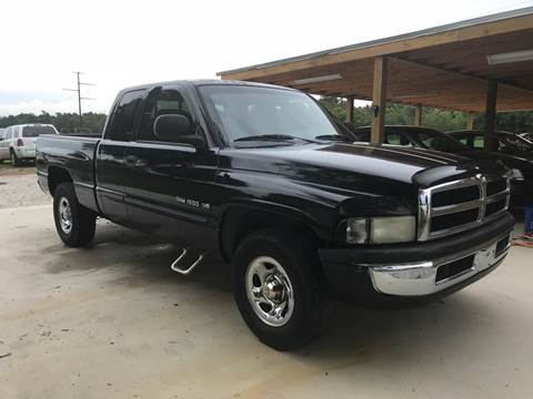 2001 Dodge Ram Pickup 1500 for sale at Champion Motorcars in Springdale AR