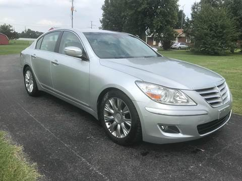 2009 Hyundai Genesis for sale at Champion Motorcars in Springdale AR