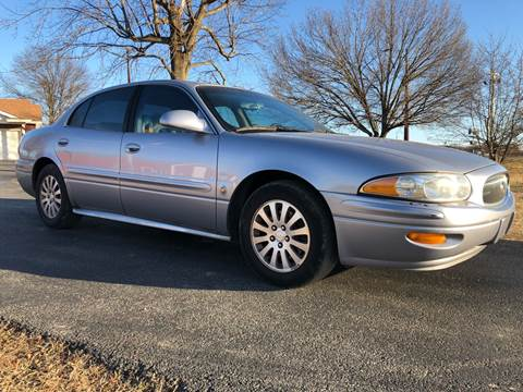 2005 Buick LeSabre for sale at Champion Motorcars in Springdale AR