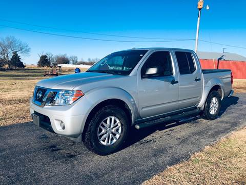 2016 Nissan Frontier for sale at Champion Motorcars in Springdale AR