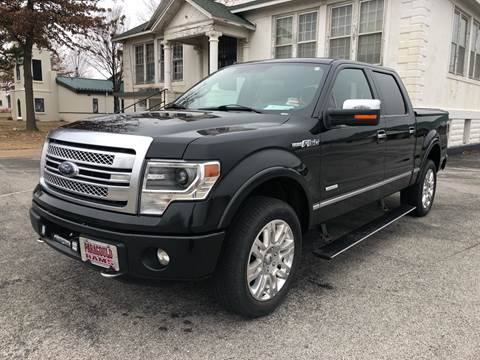 2013 Ford F-150 for sale at Champion Motorcars in Springdale AR