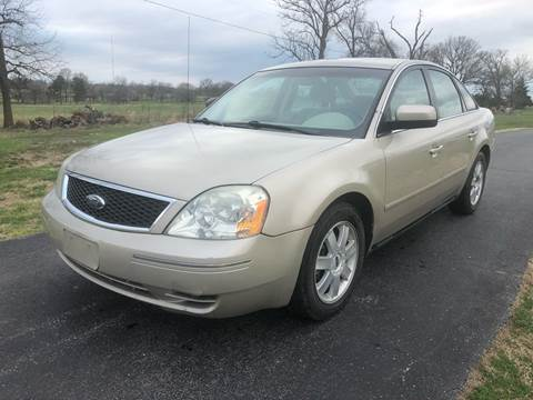 2006 Ford Five Hundred for sale at Champion Motorcars in Springdale AR