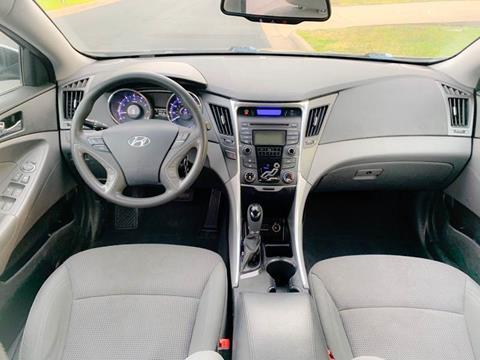 2013 Hyundai Sonata for sale at Champion Motorcars in Springdale AR