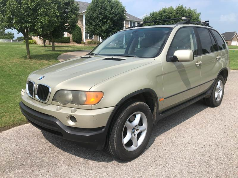 2002 BMW X5 for sale at Champion Motorcars in Springdale AR