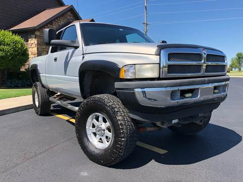 1999 Dodge Ram Pickup 1500 for sale at Champion Motorcars in Springdale AR
