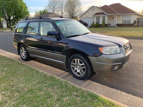 2006 Subaru Forester for sale at Champion Motorcars in Springdale AR