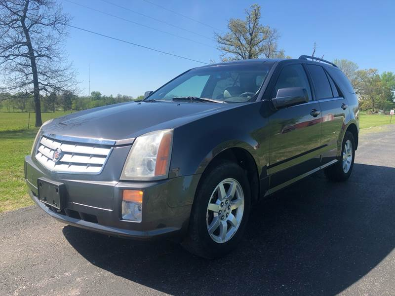 2008 Cadillac SRX for sale at Champion Motorcars in Springdale AR