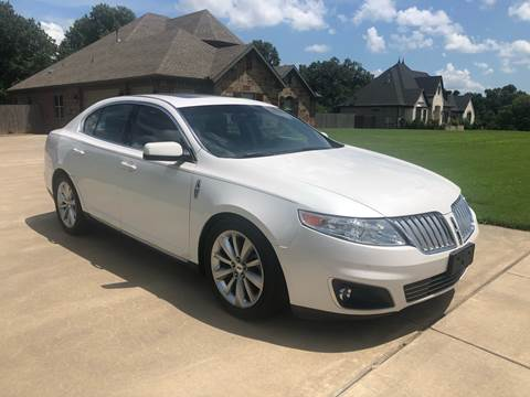 2011 Lincoln MKS for sale at Champion Motorcars in Springdale AR
