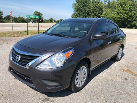 Cars For Sale In Arkansas >> 2015 Nissan Versa For Sale In Springdale Ar
