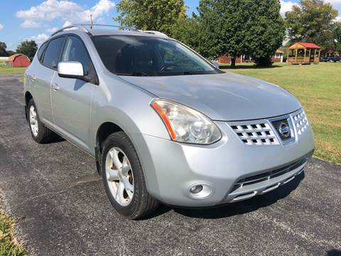 2008 Nissan Rogue for sale at Champion Motorcars in Springdale AR